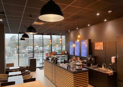Coffee shop Mérignac