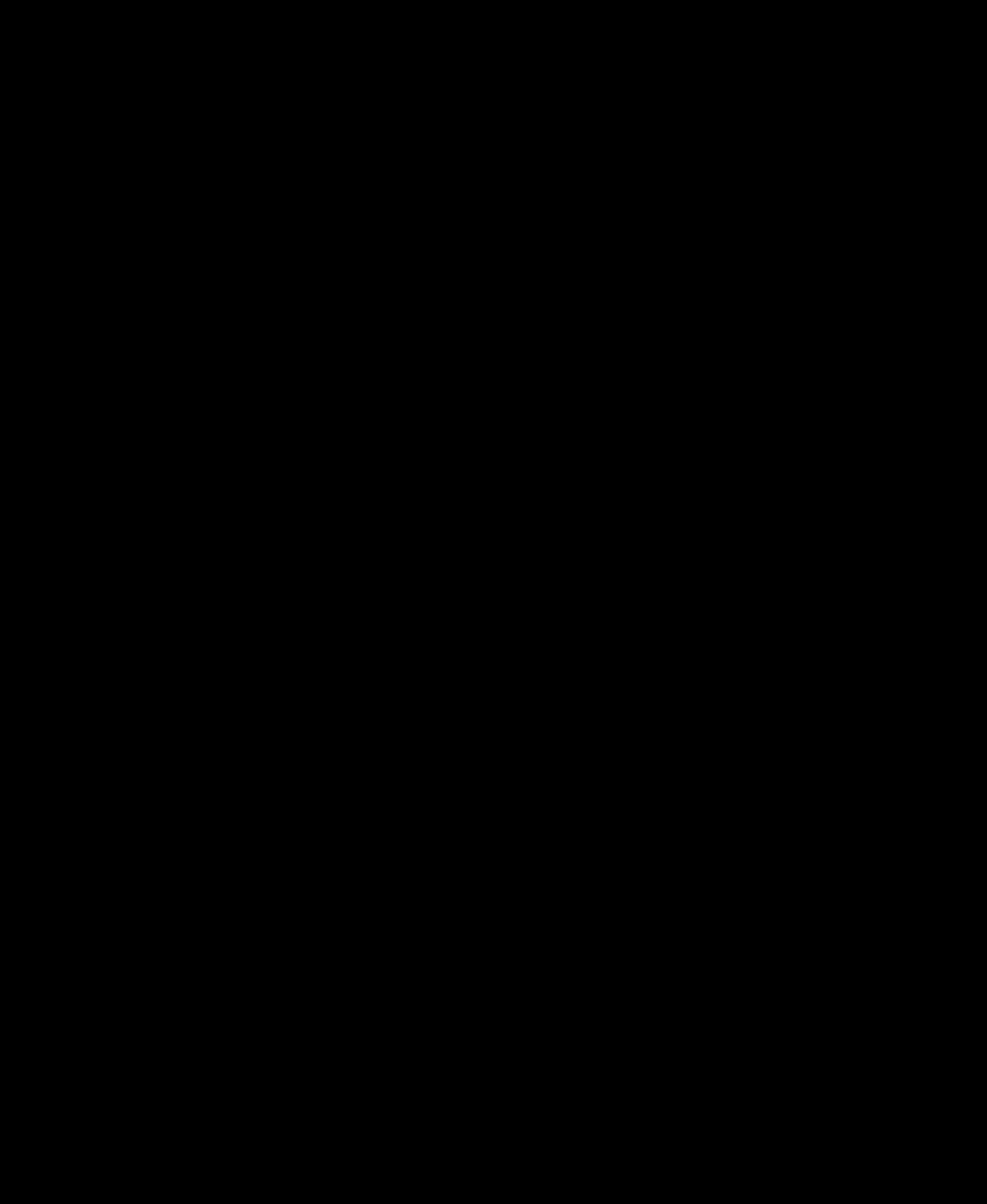Logo noir rond French Coffee Shop